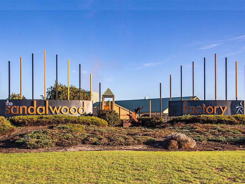 Mount Romance Sandalwood Factory